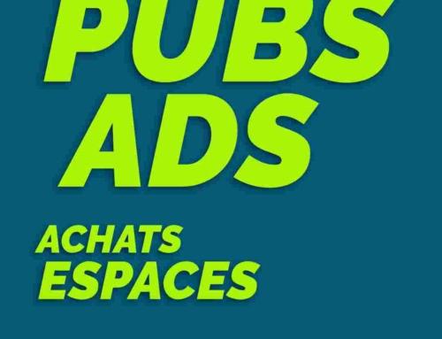 Publicité, achat d'espace