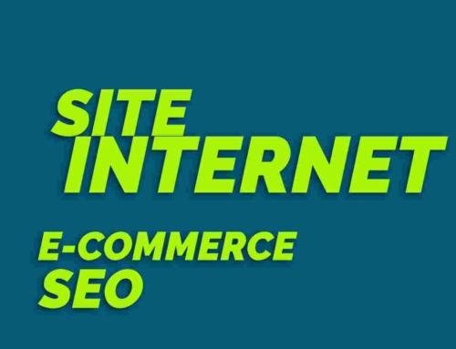 Site internet, e-commerce et seo